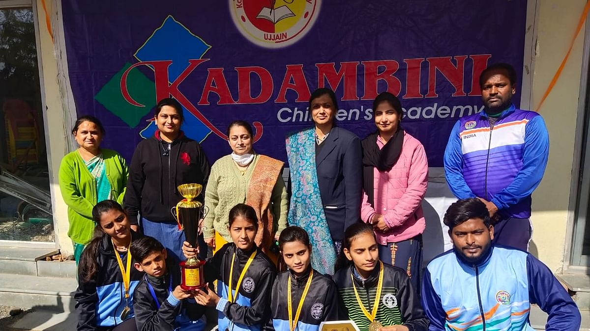 Ujjain: City's players shine in Federation Cup tourney