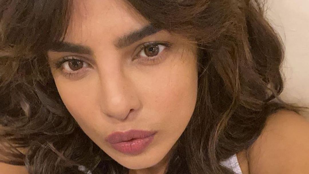 'Salon visit was for a film': Priyanka Chopra denies flouting COVID-19 lockdown rules in the UK