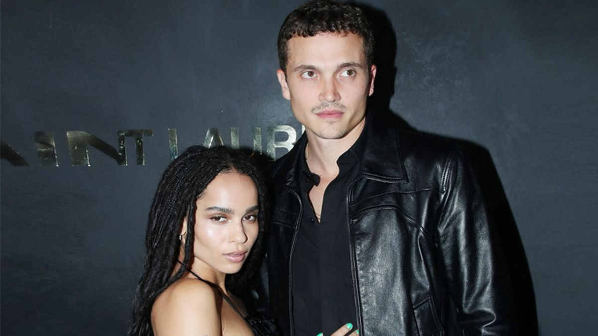 Zoe Kravitz files for divorce from Karl Glusman after 18 months of marriage