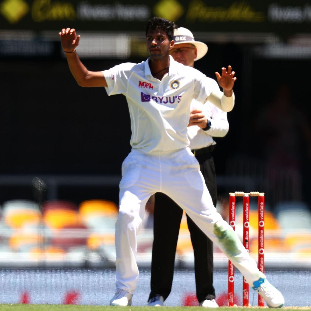 India vs Australia, 4th Test: Sundar gets Smith but Labuschagne takes Australia to 154/3 at tea