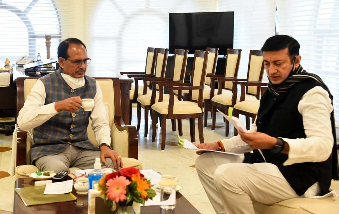 Madhya Pradesh: Ensure clearance to industrial units within 30 days, CM tells Dattigaon