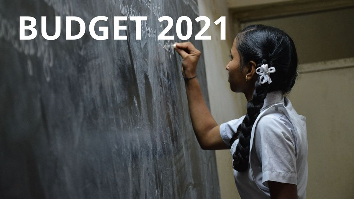 Budget 2021: How much does India spend on education sector?