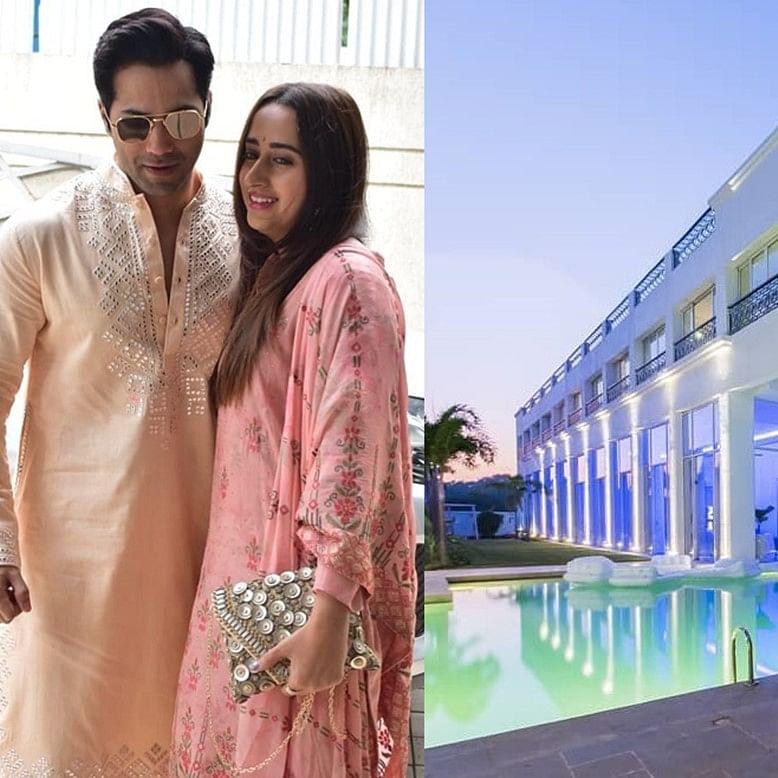 In Pics: Check out Varun Dhawan-Natasha Dalal's dreamy wedding venue in Alibaug