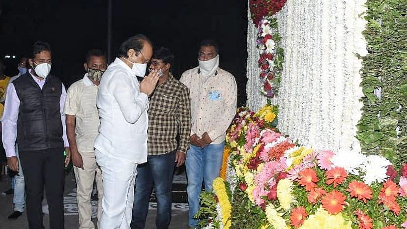 Dy CM Ajit Pawar pay tributes at Koregaon Bhima war memorial, says Maharashtra is the land of brave hearts