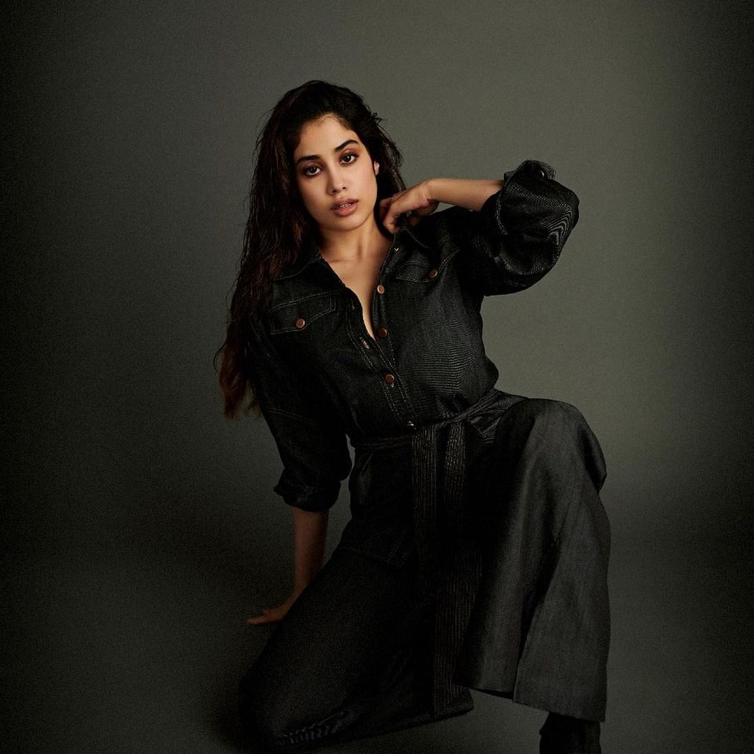 'Check please, time to bounce': Janhvi Kapoor's 'scary' date experience