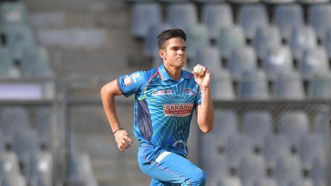 Syed Mushtaq Ali Trophy: Arjun Tendulkar makes debut for Mumbai against Haryana