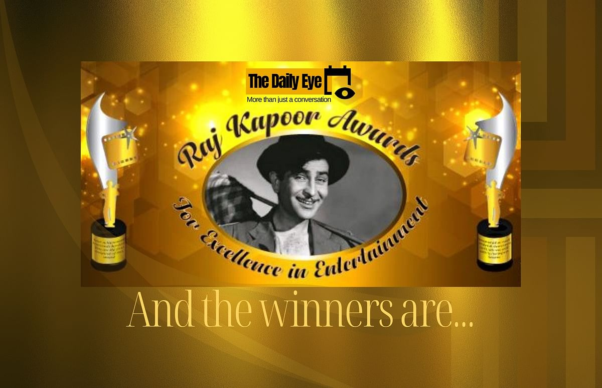 The winners of the Raj Kapoor Awards in OTT Web Series are...