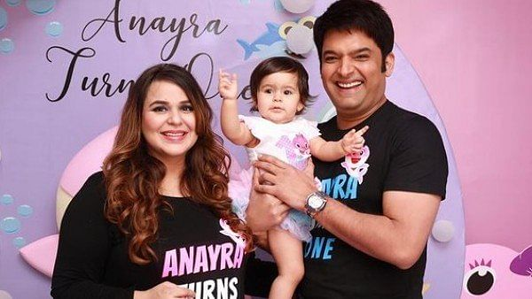 Kapil Sharma's 'good news' tweet adds fuel to his wife Ginni's pregnancy rumours