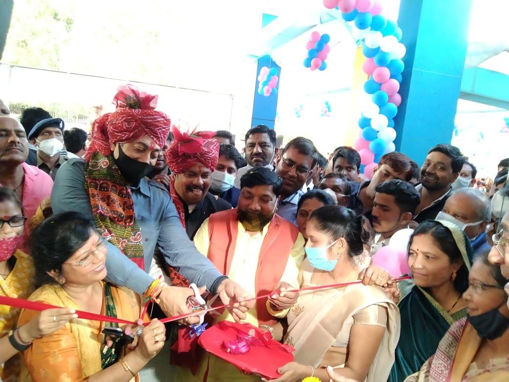 Madhya Pradesh: Civil Hospital inaugurated in Kukshi