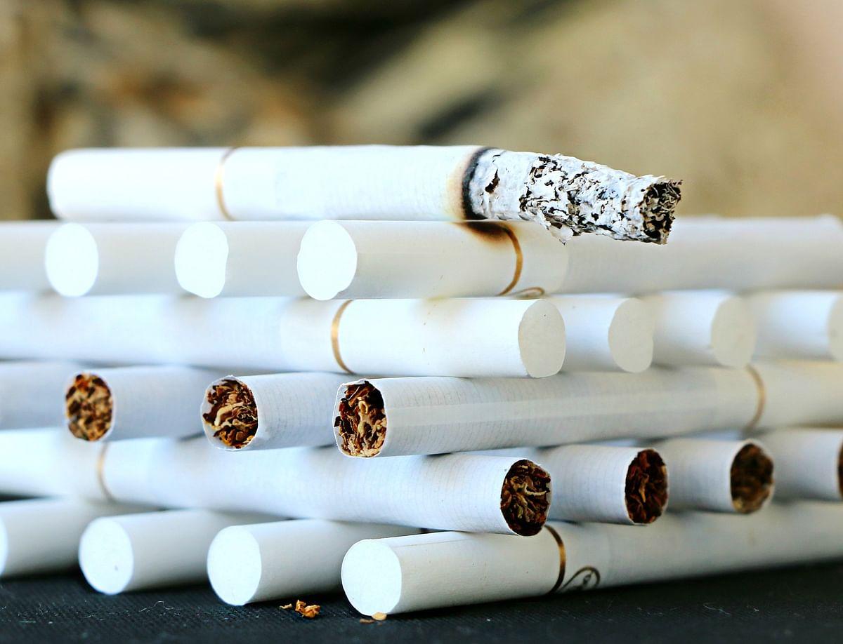 Bhopal: DRI seizes Rs 20L worth  foreign-made cigarettes