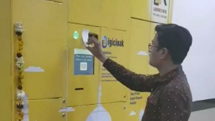 Central Railway Mumbai Division to install digi-lockers at cloakrooms of Chhatrapati Shivaji Maharaj Terminus, Lokmanya Tilak Terminus and Dadar stations