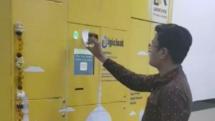 Central Railway Mumbai Division to install digi-lockers at cloakrooms of Chhatrapati Shivaji Maharaj Terminus, Lokmanya Tilak Terminus and Dadar stations