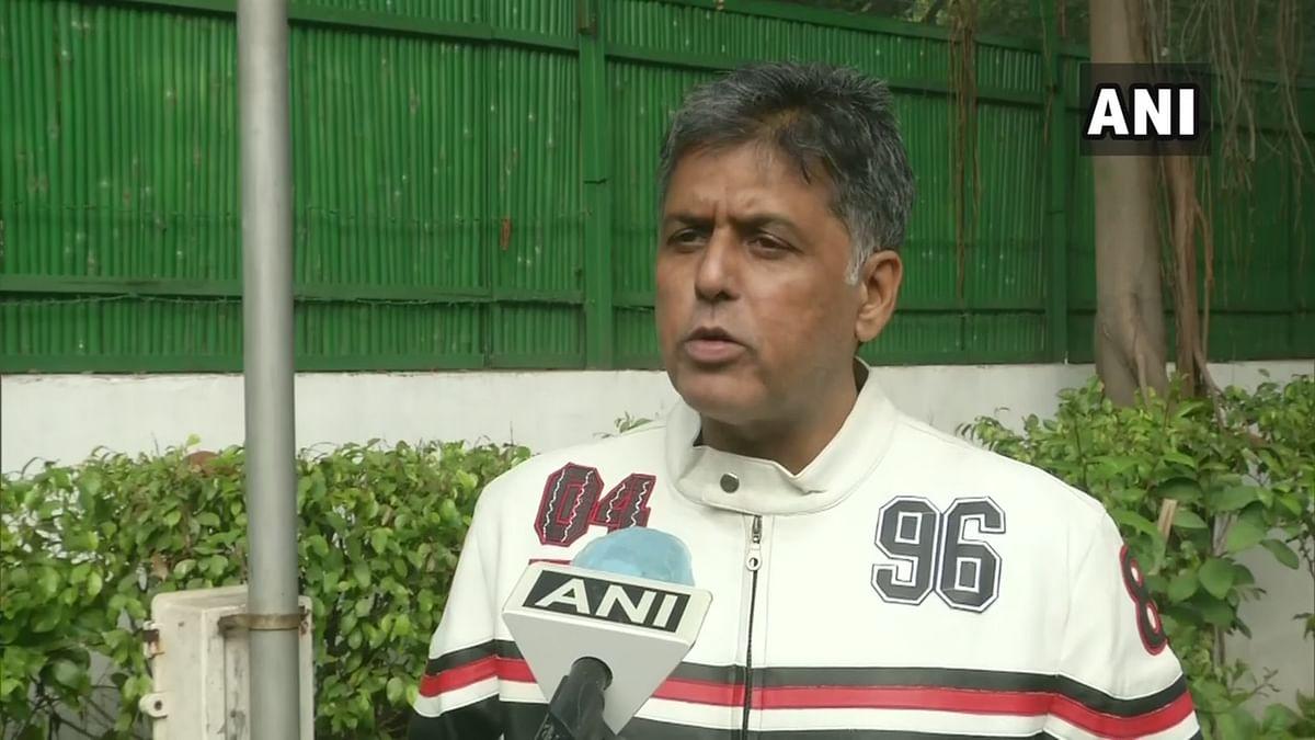 'If vaccine is so safe...' Congress MP Manish Tewari wonders why govt functionaries have not taken jab