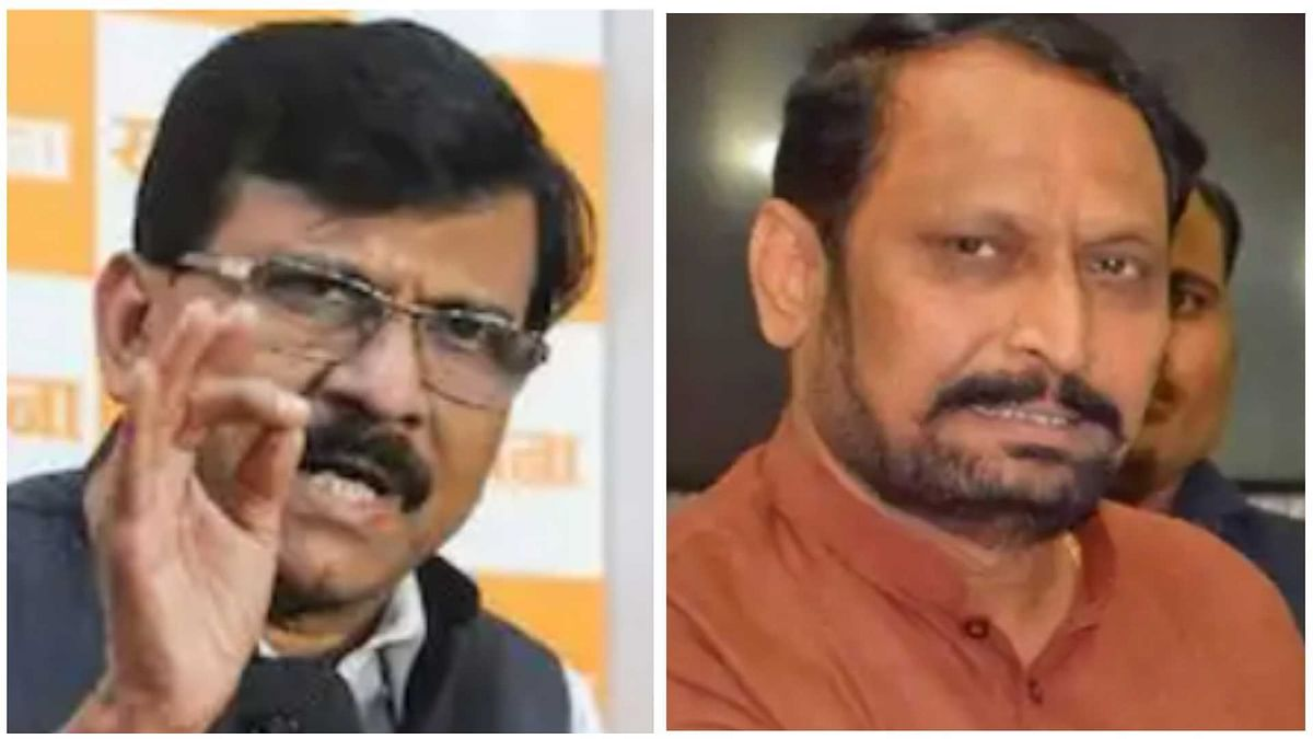 K'taka DyCM should understand history: Sanjay Raut on his Mumbai remarks