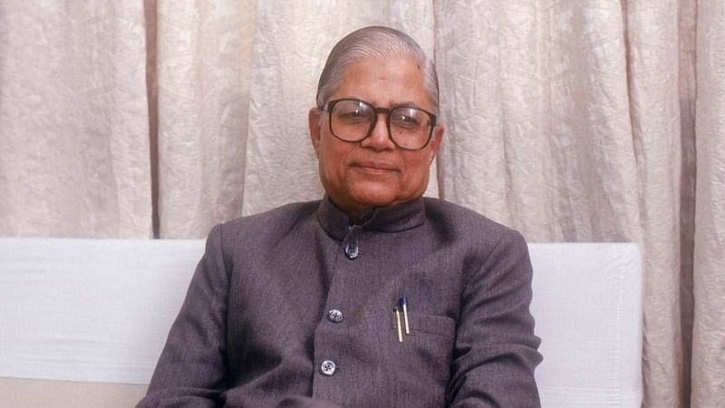 Former Gujarat CM and Congress leader Madhav Singh Solanki passes away
