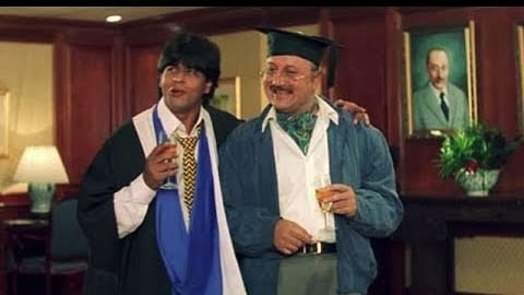 Anupam Kher cherishes 'unforced bond' of friendship with Shah Rukh Khan, shares quirky throwback picture