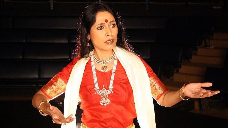Preeta Mathur Thakur in Prashna Panchali