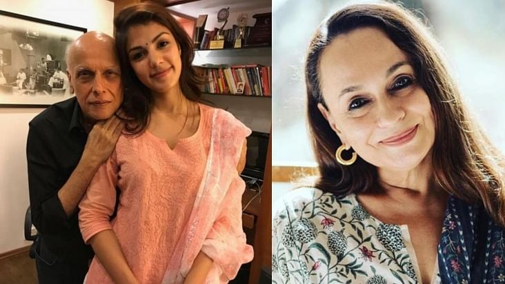 'Rhea Chakraborty was an innocent victim of a very twisted design': Soni Razdan
