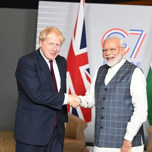 UK invites PM Modi to attend G7, says Boris Johnson may visit India ahead of summit