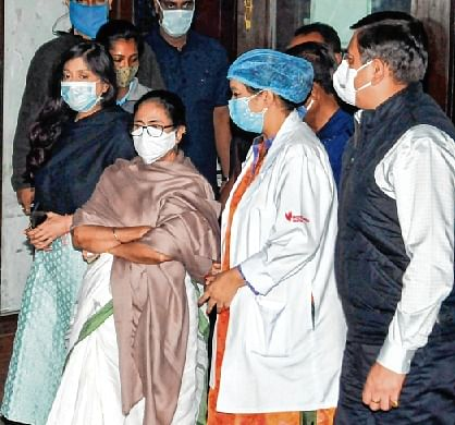 Netas make beeline to meet ailing Dada