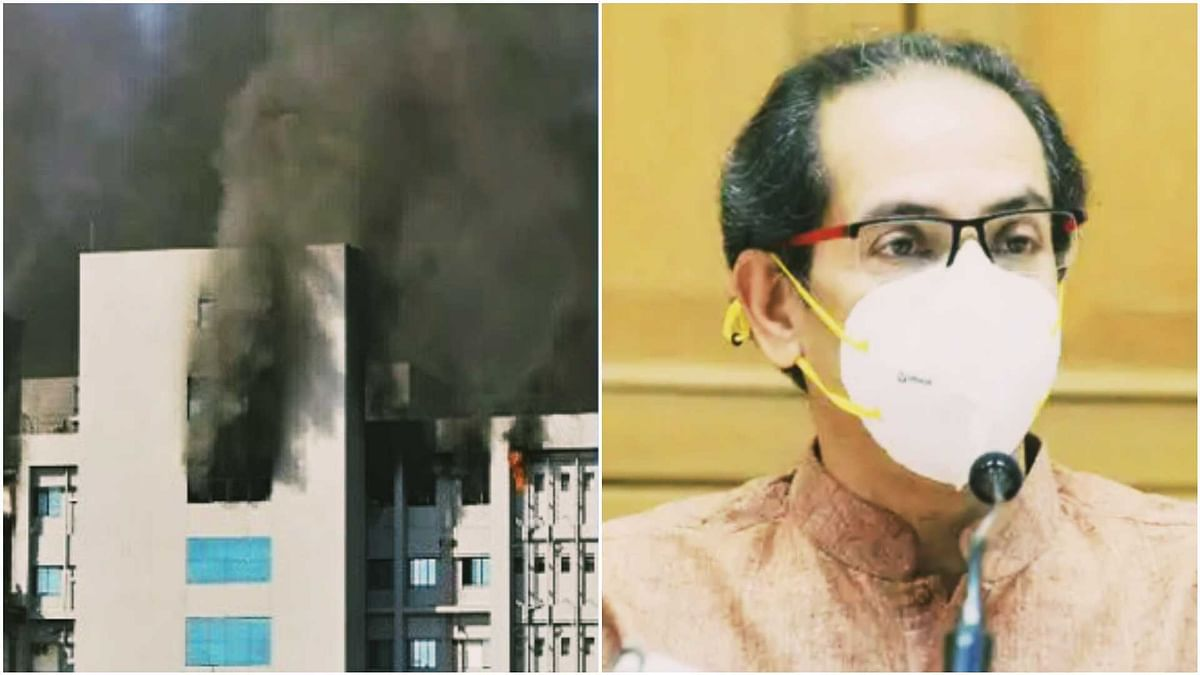 Pune: Day after fire at its facility killed five, CM Uddhav Thackeray to visit Serum Institute of India today
