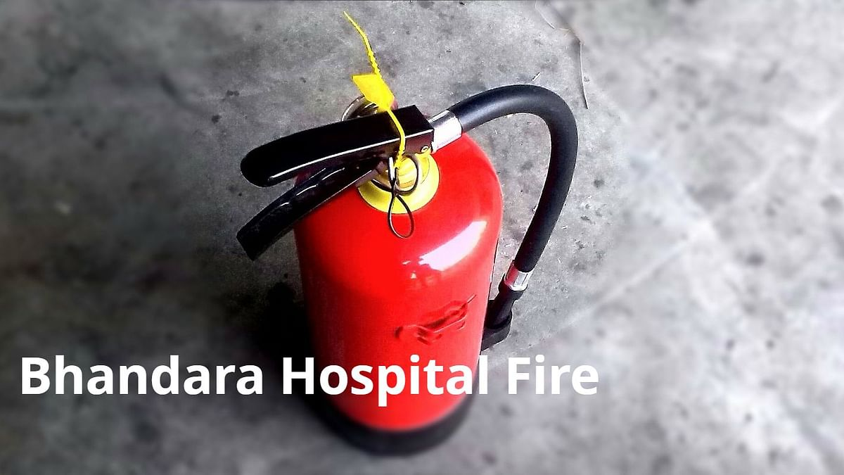 Bhandara fire: Hospital had no fire safety equipment from 2018, reveals RTI