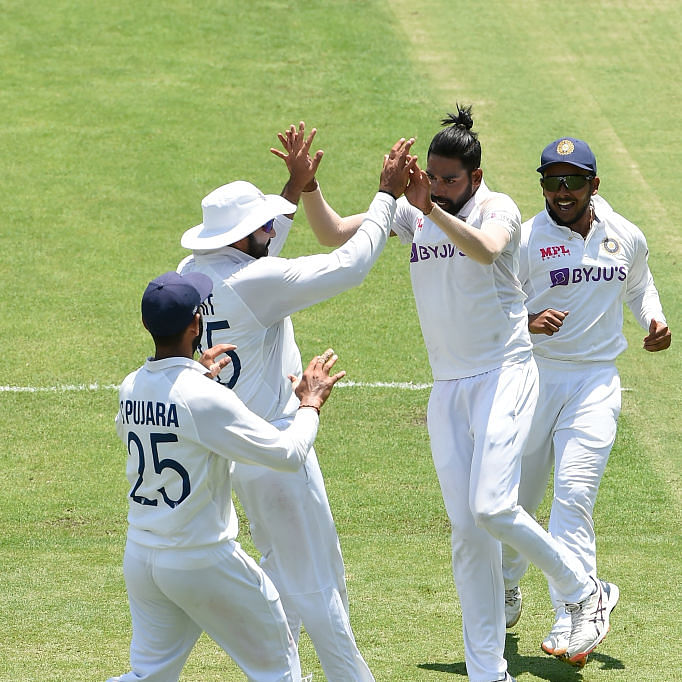 Ind vs Aus, 4th Test: Mohammed Siraj scripts maiden Test fifer