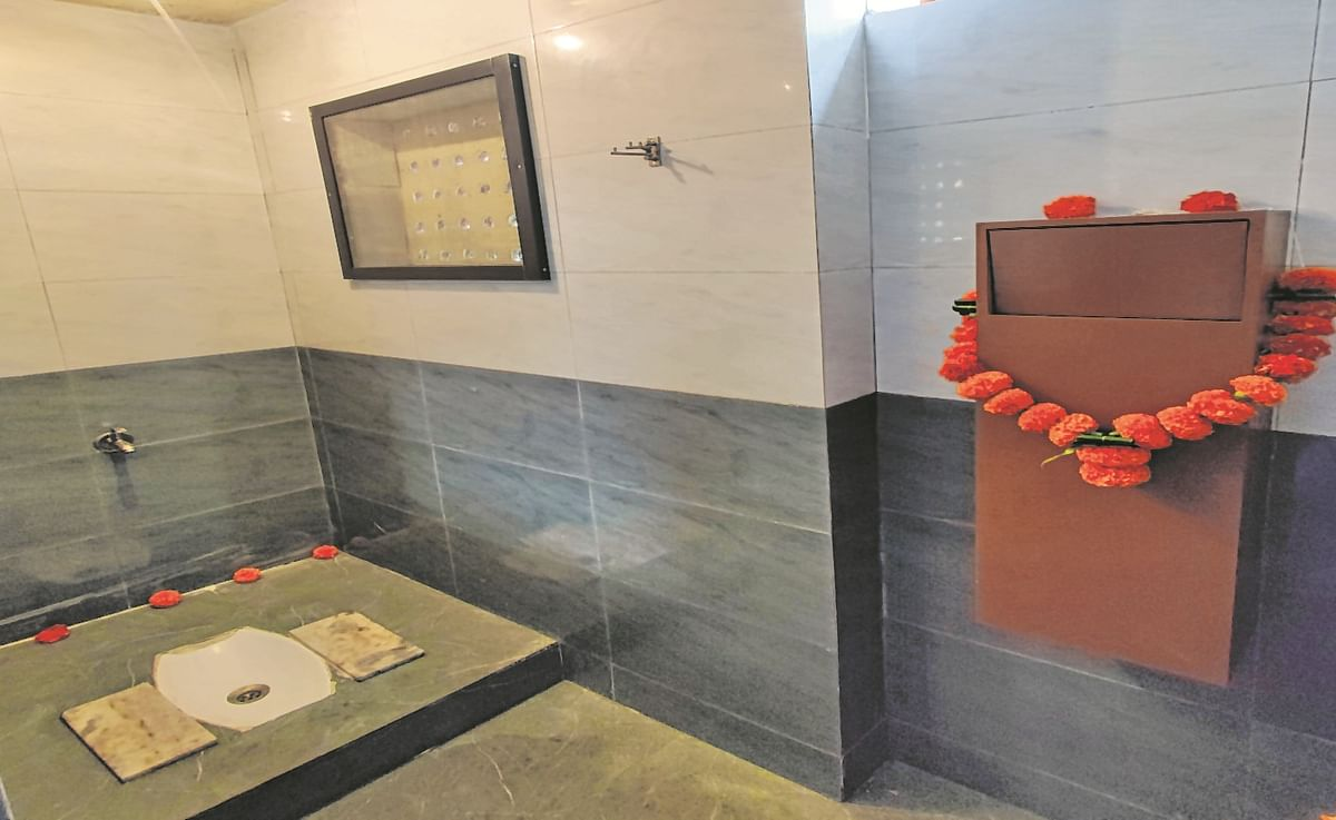 Thane civic body sets up 'Period Room' for women in Thane slum