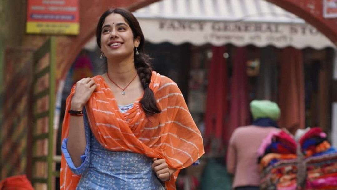 Janhvi Kapoor begins shooting for Aanand L Rai's 'Good Luck Jerry' in Punjab
