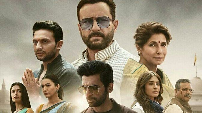 Mumbai: BJP MLA Ram Kadam lodges complaint against the makers of Saif Ali Khan's 'Tandav'