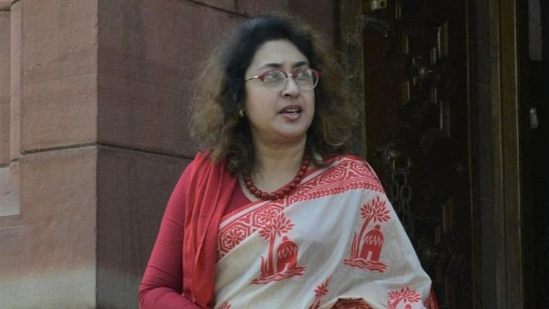 West Bengal: TMC MP Satabdi Roy hints over her defection to BJP