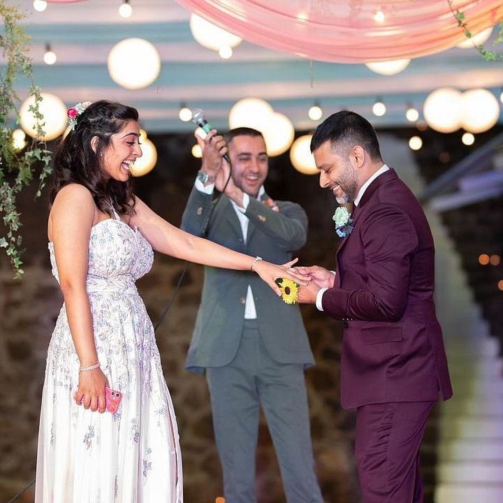 In Pics: Aamir Khan's niece Zayn Marie ties the knot; wedding officiated by Imran Khan