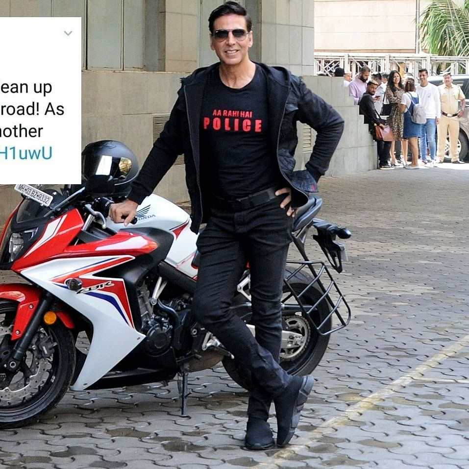 As petrol touches Rs 100, Akshay Kumar's now-deleted tweets on fuel price hike come back to haunt him again