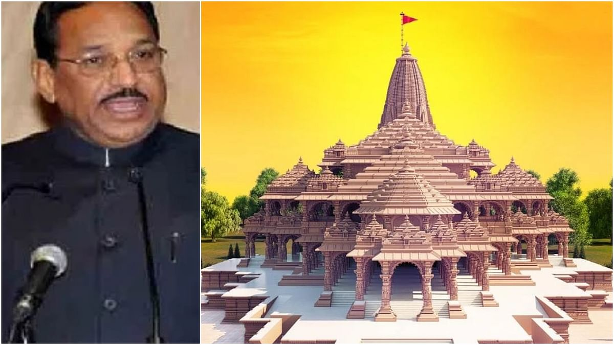 Madhya Pradesh: Kantilal Bhuria stirs up hornet's nest, surrounds self by controversy over Ram Mandir funds