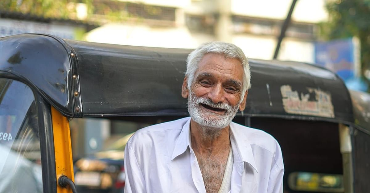 Mumbai: Man sells house to pay for granddaughter's education, now sleeps in his auto - Read his viral story here
