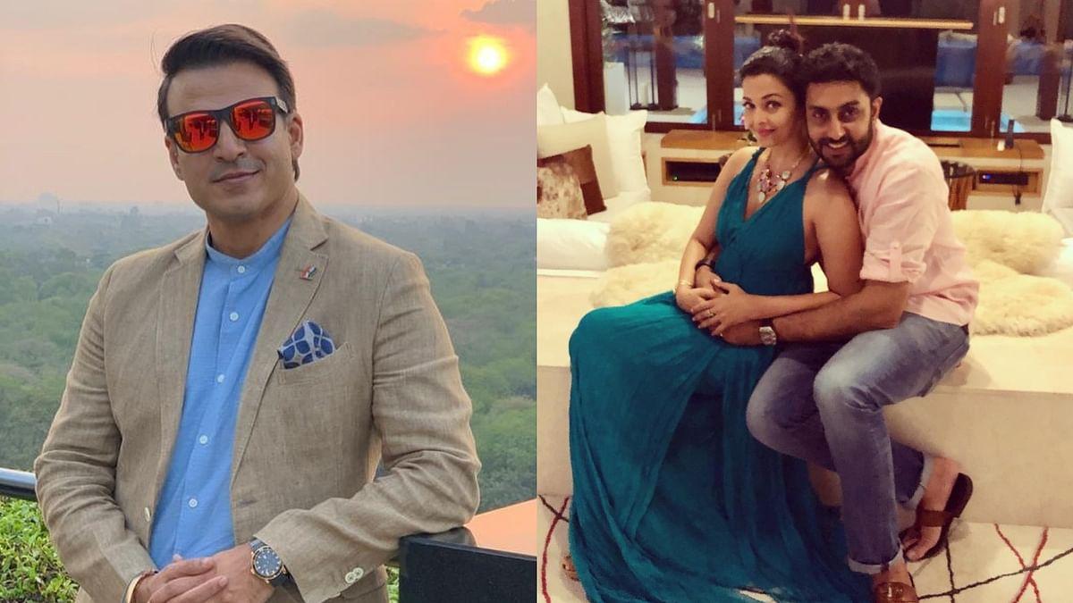 Vivek Oberoi wishes 'friend' Abhishek Bachchan on 45th birthday