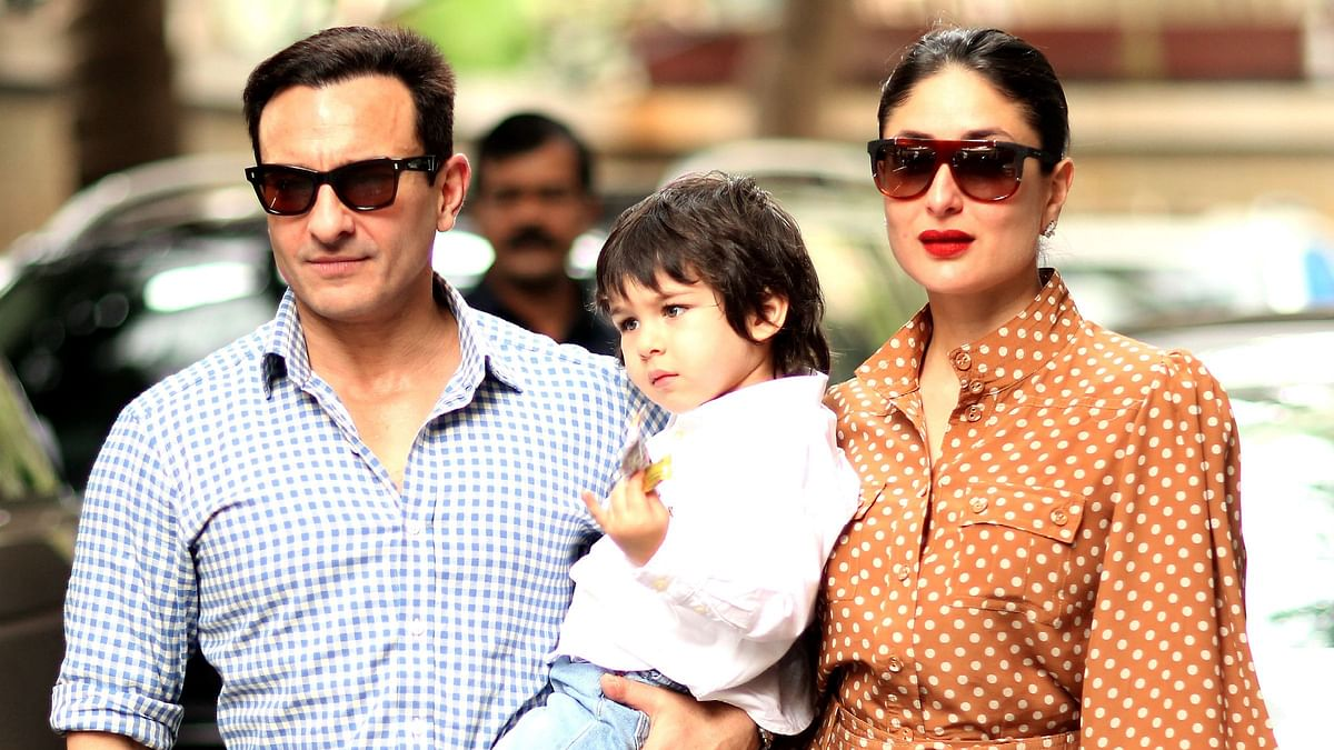 Will Saif use THIS poetic name for his newborn son, which Kareena refused for Taimur?