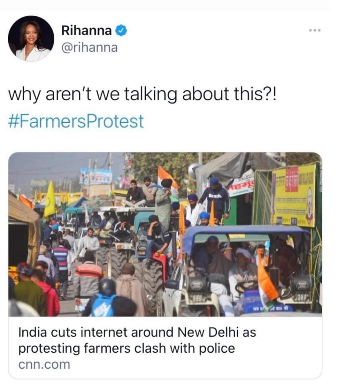 By countering the celeb tweets, the govt drew more attention to them than these would've got, says Harini Calamur