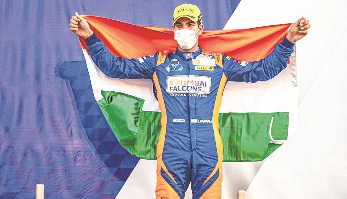 Formula 3 Asian Championship: Jehan Daruvala, Mumbai Falcons score big win