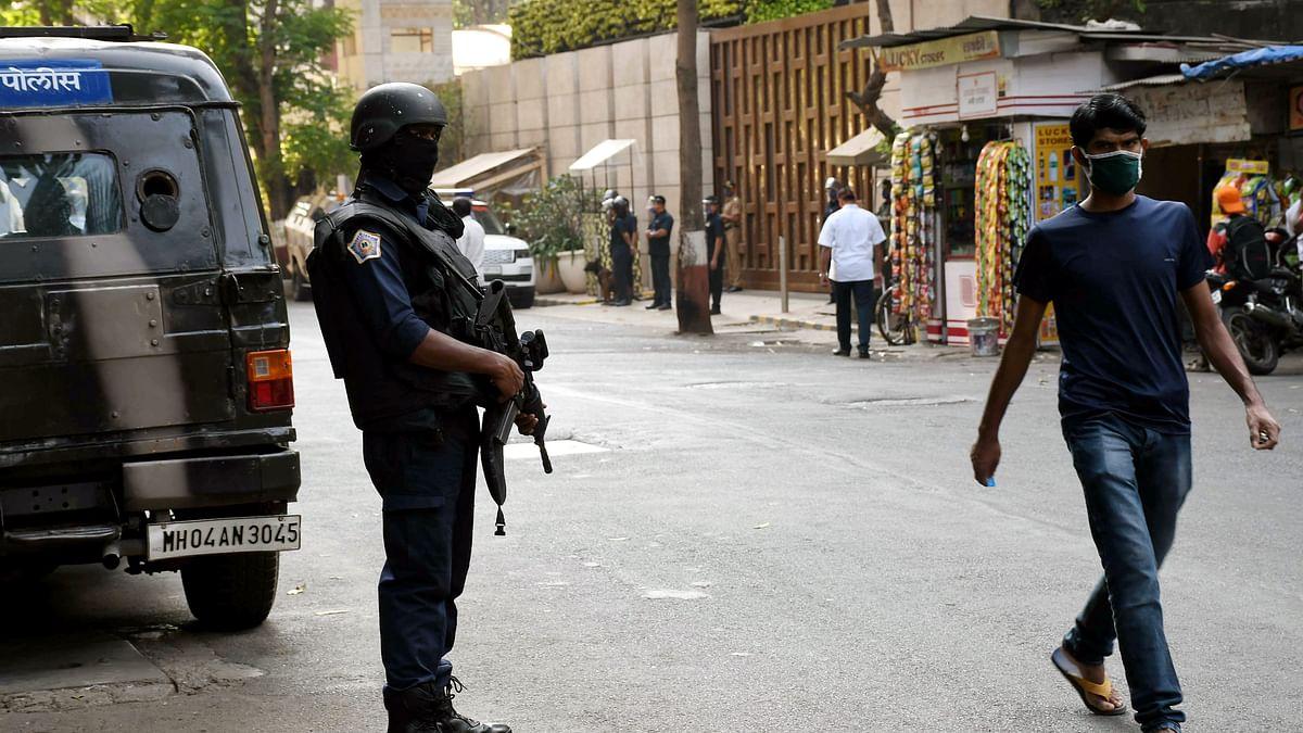 Mukesh Ambani bomb scare: Mumbai ACP Nitin Alaknure to probe the case
