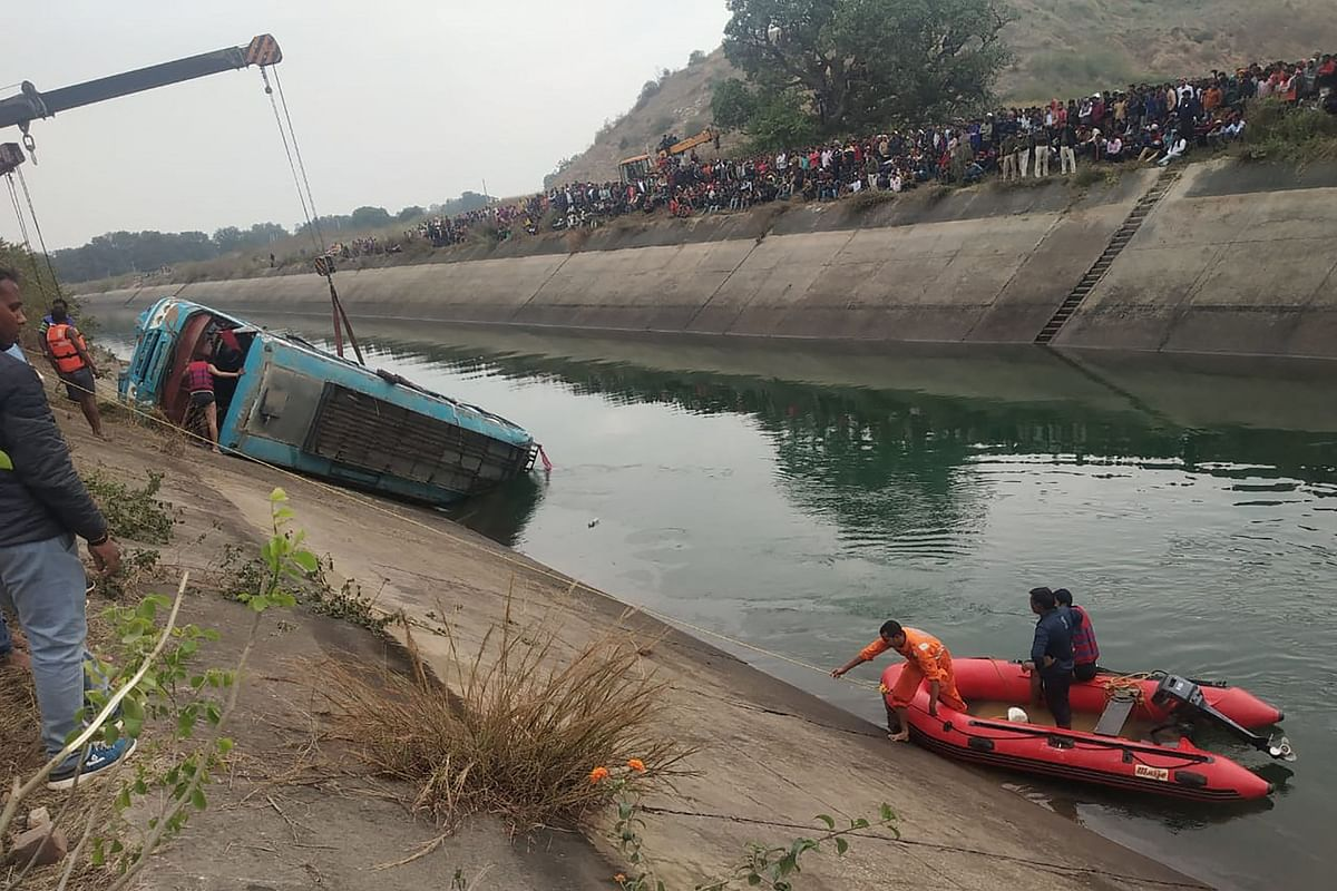 Madhya Pradesh: Will the kin of Sidhi Bus accident victims get insurance claim?