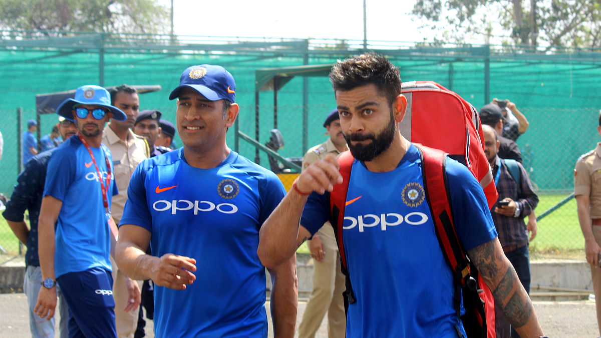 Ind vs Eng, 2nd Test: Virat Kohli equals MS Dhoni's record for most Test wins at home as captain