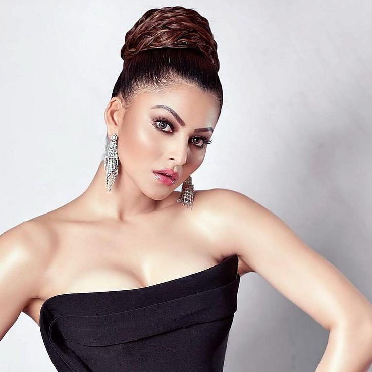Urvashi Rautela flaunts Rs 70 lakh gem-studded Cartier and Bvlgari bracelets