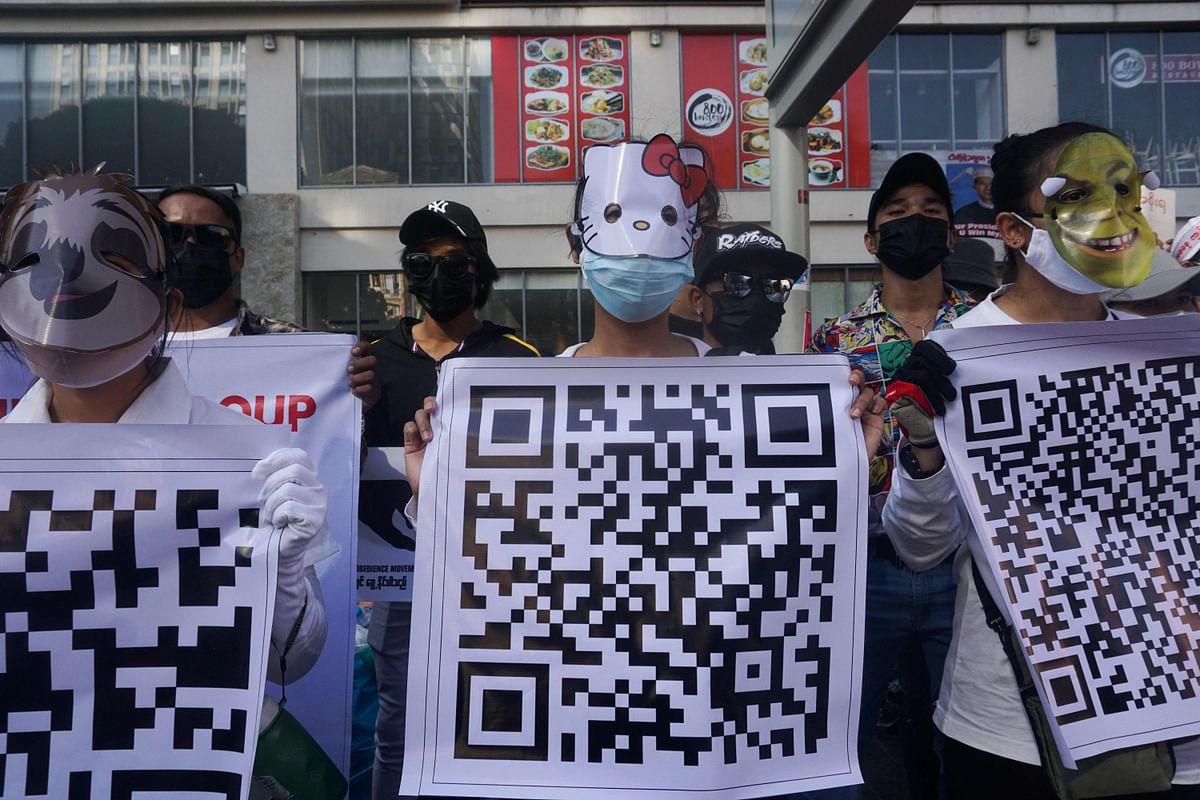 Myanmar coup: Protests held despite UN's fear of violence