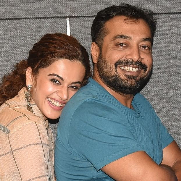 'Bonded slavery': Opposition attacks Centre after I-T conducts raids on Taapsee Pannu, Anurag Kashyap's properties