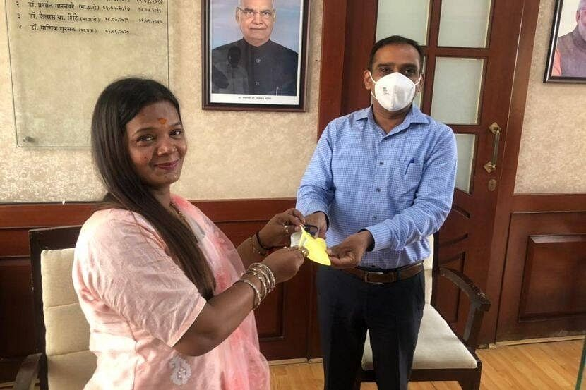 Maharashtra: Palghar Zilla Parishad president fined for not wearing mask