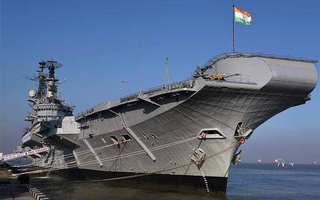 SC orders status quo on dismantling of decommissioned aircraft carrier 'Viraat'
