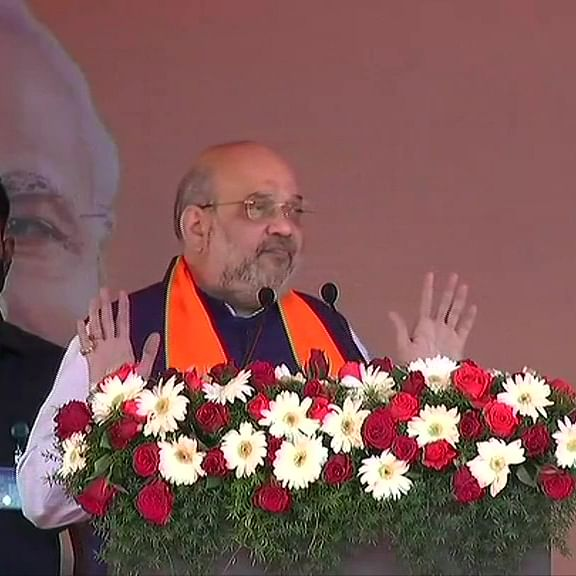 Amit Shah slams Rahul Gandhi for claiming there is no dedicated fisheries ministry