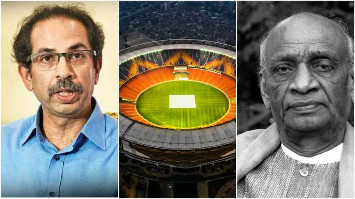 'Trying to erase Sardar Patel's name...': Shiv Sena slams BJP for renaming Motera stadium after PM Modi