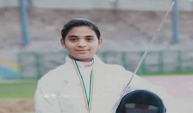 Madhya Pradesh fencer crosses all fences to translate her dreams into reality